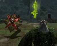 Echidna's Hell Gate DMC4