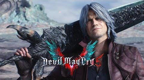 Devil May Cry 5 - Final Trailer (4K full ver.)-0