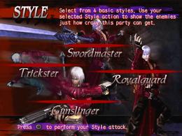 Four Styles (DMC3)