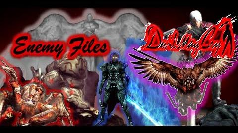 Devil May Cry 1 HD, Enemy Files 1080p, 60FPS