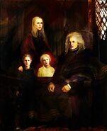 DMC5 family portrait original
