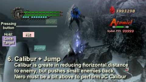 Devil May Cry 4 - Anatomy of Jump Cancel Nero