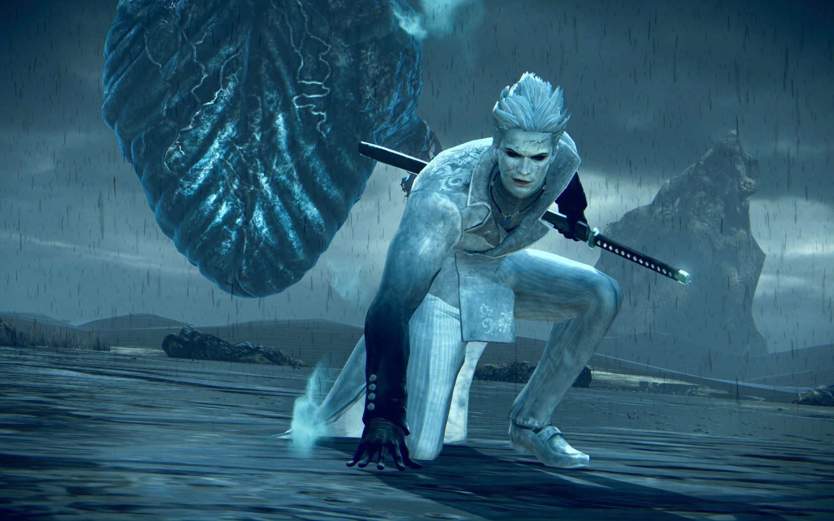 Image vergil hollowg devil may cry wiki fandom powered by vergil hollowg voltagebd Gallery