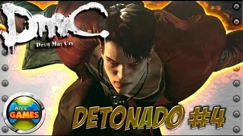 DMC Devil May Cry Detonado parte 4 (Sob Vigilância) - PC - BR