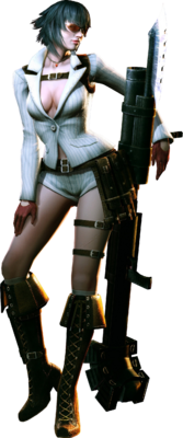 Lady (Model) DMC4
