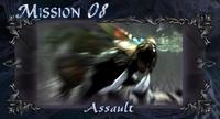 DMC4 SE cutscene - Assault