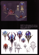 Devil May Cry 4 Devil's Material Collection Sanctus concept art 8