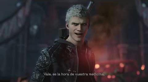 Devil may Cry 5 - Tráiler Game Awards.
