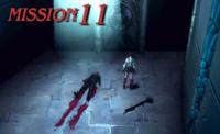 DMC3 SE MISSION 11 cutscenes