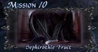 DMC4 SE cutscene - Sephirothic Fruit