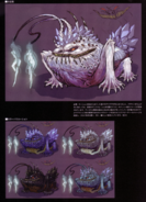 Devil May Cry 4 Devil's Material Collection Bael concept art 2
