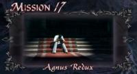 DMC4 SE cutscene - Agnus Redux