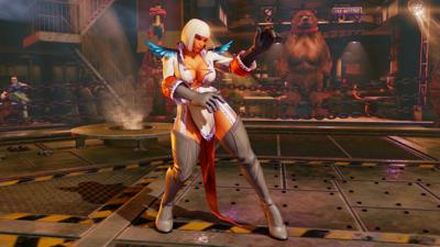 Street Fighter V Laura - Gloria