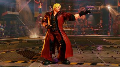 Street Fighter V Ken - Dante