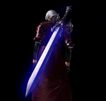 DMC1 Dante with Alastor