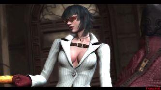 WAPWON.COM Devil May Cry 4 Dante Cool Cutscenes Movie (Dante Lady Trish Nero) - Final -HD- 72750