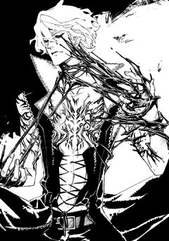 DMC5 Manga V Contract With Griffon