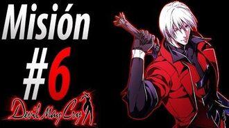 """Devil May Cry 1 HD Español Misión 6 """"El Mal de los Canales"""""""