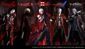 Evolution of Dante 3