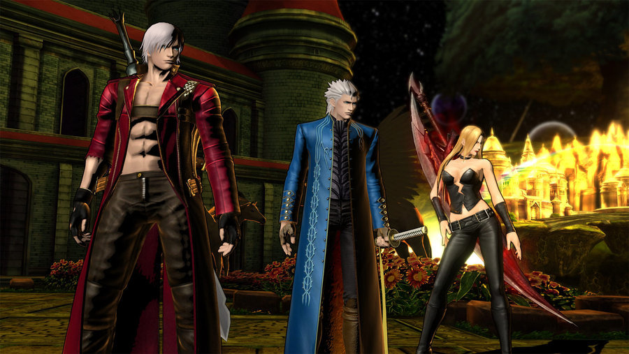 Archivo:DMC cast in UMvC3.jpg