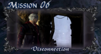 DMC4 SE cutscene - Disconnection