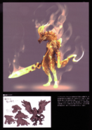 Devil May Cry 4 Devil's Material Collection Berial concept art 4