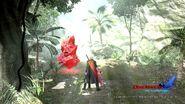 Red Orb Crystal in DMC4