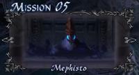 DMC4 SE cutscene - Mephisto