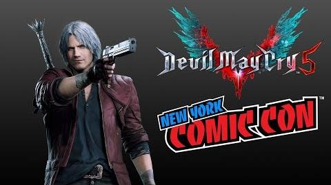 Devil May Cry 5 - NYCC 2018 Panel