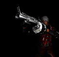 DMC1 Dante with Grenadegun