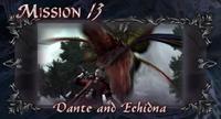 DMC4 SE cutscene - Dante and Echidna