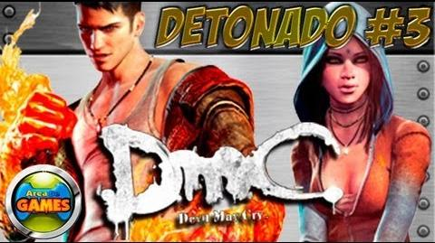 DMC Devil May Cry Detonado parte 3 (Linhagem) PC - BR