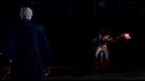 Devil May Cry 3 Vergil Cutscene