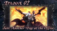 DMC4 SE cutscene - Just Another Day at the Office