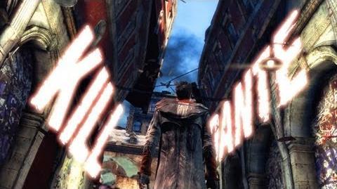 DmC Devil May Cry TGS 2012 Trailer