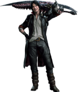 EX Dante render