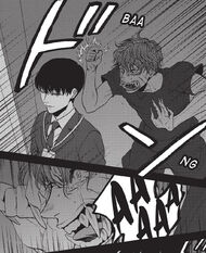 Tamaki is enraged