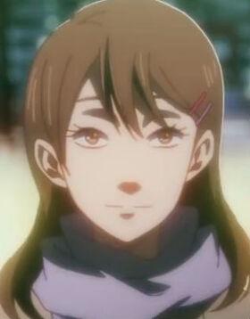 Yuriko Hyuga Anime