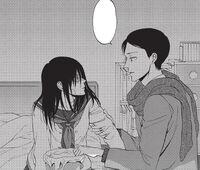 Kikuhara and Nanako