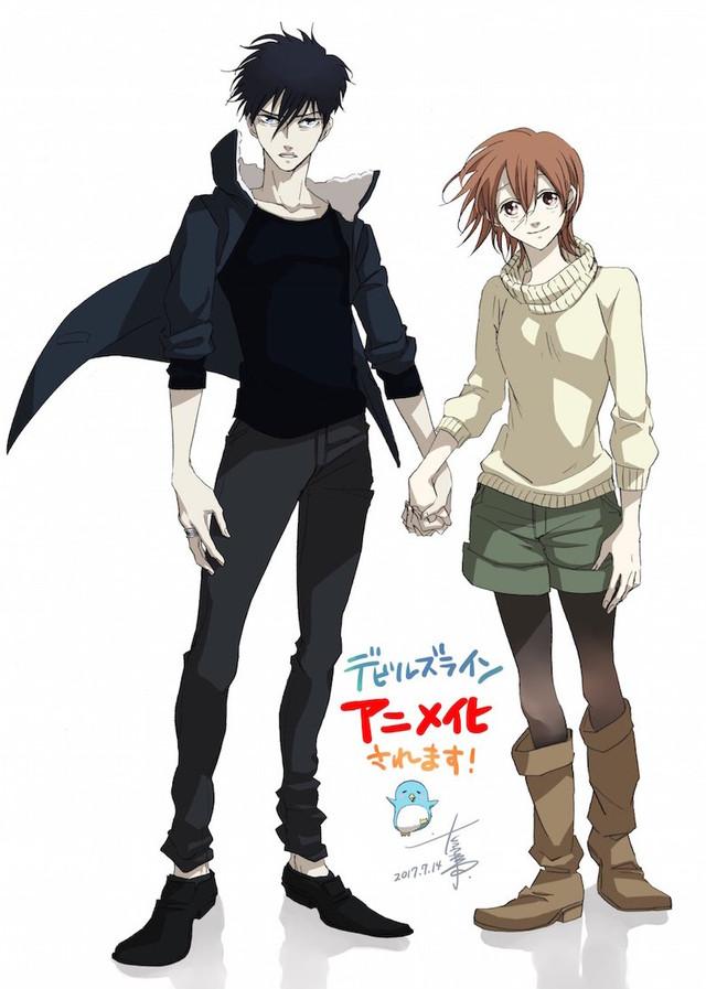 devils u0026 39  line  anime
