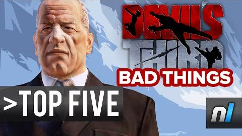 Devil's Third Five BAD Things About the Game