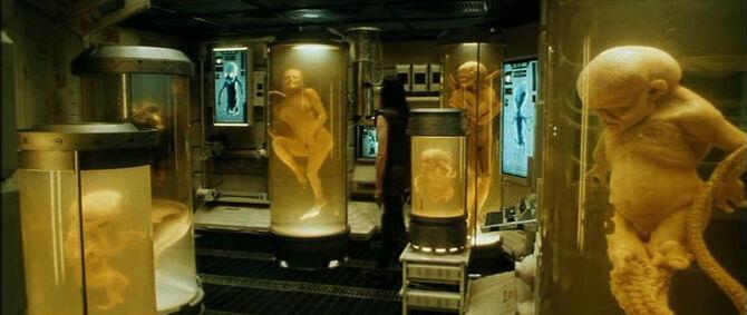 Image result for alien resurrection lab
