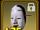 Noh Mask (White)