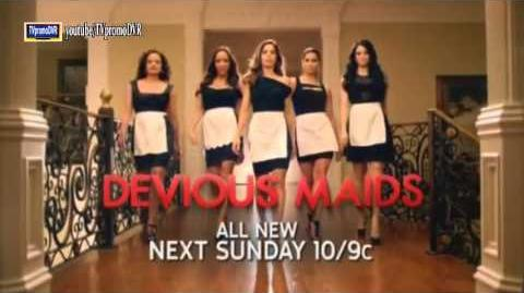 Devious Maids - 1x03 (Wiping Away the Past) Promo