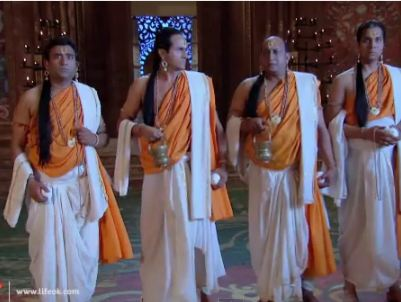 File:Lord Brahma's four sons.jpg