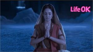 Brahmacharini Meditating