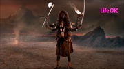 Four-Armed Ferocious Goddess Bhadrakali