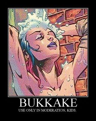Порно комиксы буккаке