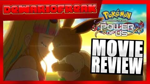 Pokémon The Power of Us Movie Review - Podcast w DeWarioFreak and TheCodingGamer