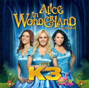 AliceinWonderland single